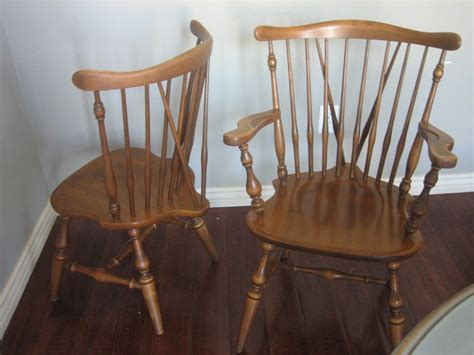 ethan allen table chairs