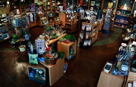 butterfly house gift shop