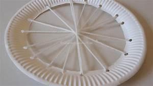Wolle Zu Heiß Gewaschen Retten : spinnennetz aus papptellern diy der familienblog f r kreative eltern ~ Bigdaddyawards.com Haus und Dekorationen