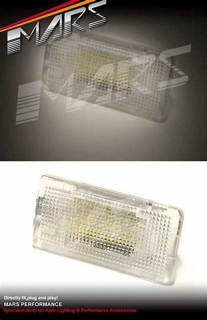 Lights Smd Compartment Luggage Bmw Plate Number