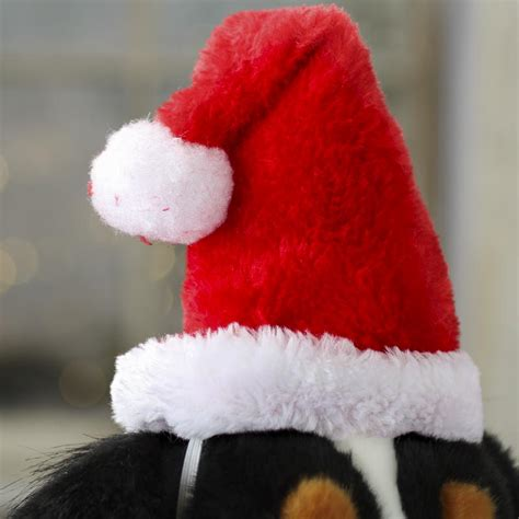 small pet santa hat doll hats doll making supplies