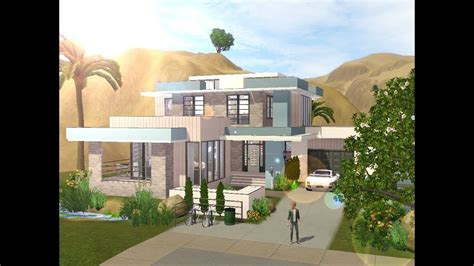 sims  modern house blueprints joy studio design gallery