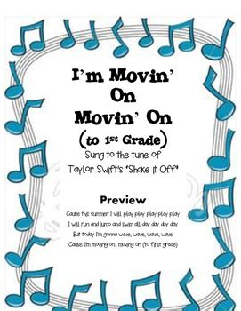 kindergarten graduation song quot movin on quot to s 691 | original 2302566 1