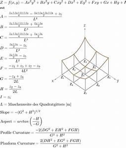 Hangneigung Berechnen : 7 1 2 funktionale ableitungen aus kontinuierlichen raumdaten ~ Themetempest.com Abrechnung