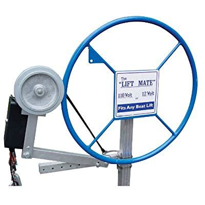 Winch On Boat Lift by Adding A Winch To Boat Lift Teamtalk