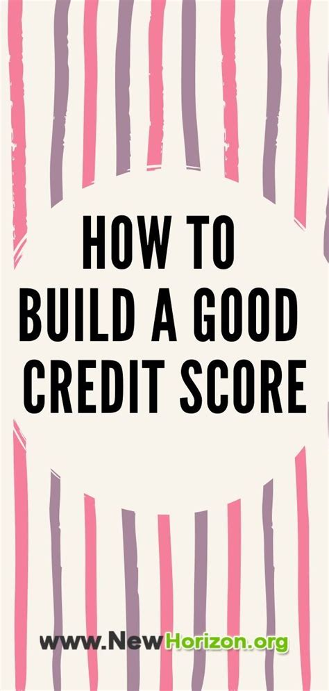 Most credit scores range from 300 to 850. 6 Ideas for Building a Good Credit Score | Good credit score, Good credit, Credit score