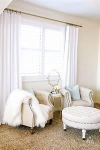 Elegant Master Bedroom Makeover - Dark to Light - Randi ...