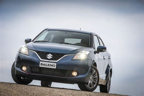 Baleno Wallpapers by Suzuki Baleno S 2016 Wallpapers 4096x2731