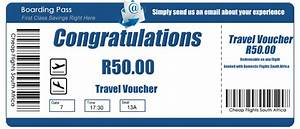 british airways voucher