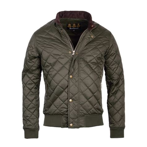 mens quilted bomber jacket barbour mens moss quilted bomber jacket in parkinsons