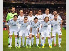 Real Madrid Announce 20Man Squad For USA Summer Tour