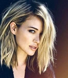 Coiffure Femme Mi Long : coupe cheveux tendance 2017 modele de coupe de cheveux mi ~ Melissatoandfro.com Idées de Décoration
