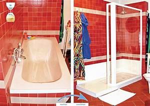 Umbau Wanne Zur Dusche : umbau badewanne zu barrierearmer dusche ~ Markanthonyermac.com Haus und Dekorationen