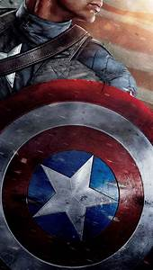 papers co iphone wallpaper ap29 captain america poster