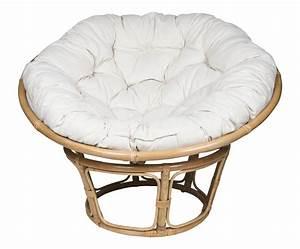 Fauteuil Rotin Rond : fauteuil papasan en rotin serang ~ Dode.kayakingforconservation.com Idées de Décoration