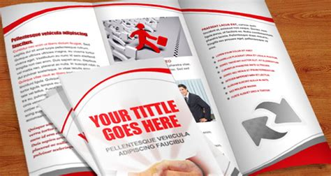 Tri Fold Brochure Template Psd by 30 Free Brochure Templates For 2017