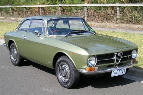 Sold Alfa Romeo Junior 1600 Gtv 105 Coup Auctions Lot