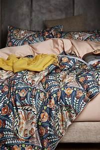 European, Bohemian, Medallion, Pattern, Bedding, 400tc, Cotton