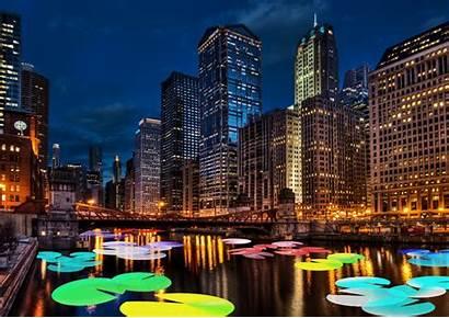 Miami Unidos Estados Florida Ciudad Tiempo Lotus