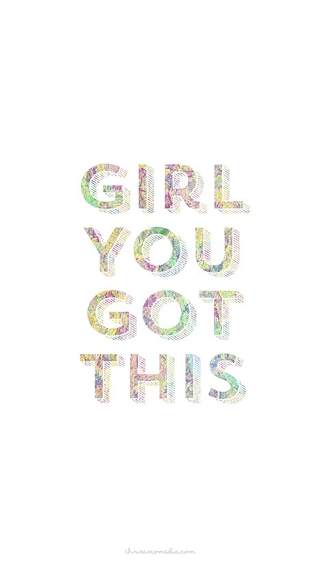 Martin Luther King Wallpaper Girl You Got This Wallpaper Chris Coco Media