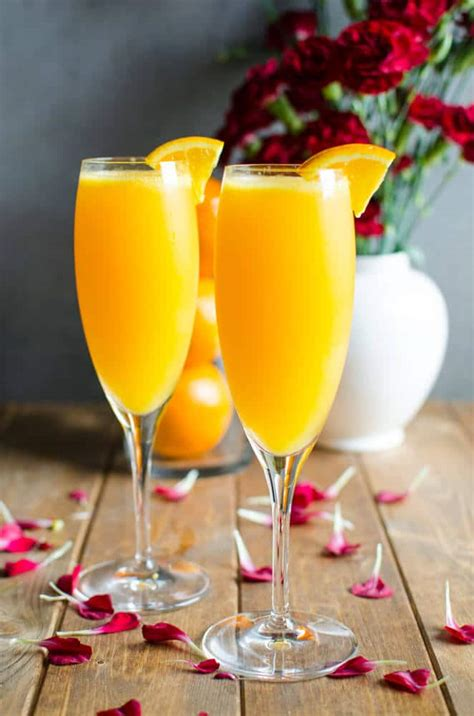 mimosa recipes best mimosa recipe a healthy brunch drink watch what u eat