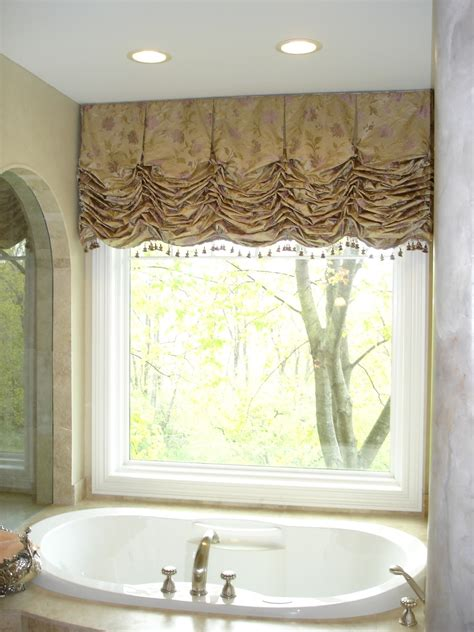 Bathroom Window Valances by Balloon Valves Pictures Balloon Valances