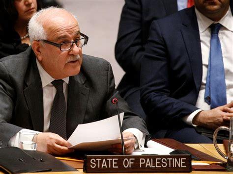 le si鑒e de l onu jérusalem les palestiniens pourraient saisir l 39 assemblée de l 39 onu challenges fr