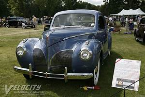 1941 Lincoln Zephyr Coupe Information