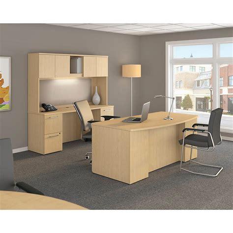 Office Desk Configurations by Bush Business Furniture 300 Series 66w X 22d