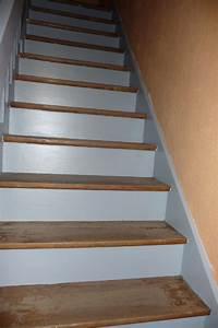 davausnet couleur peinture escalier bois avec des With peindre les contremarches d un escalier en bois 4 quelles couleurs pour repeindre son escalier