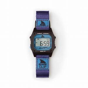 Freestyle Watches Shark Classic Clip Purple  Gunmetal