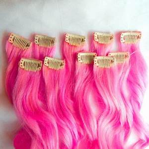 Shop Dip Dyed Extensions on Wanelo