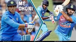 ms dhoni | MS D... Dhoni Retires Quotes