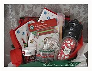Christmas Gift Baskets Part 11 For the Baker