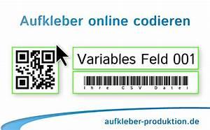 Barcode Nummer Suchen : serienaufkleber erstellen aufkleber ~ Eleganceandgraceweddings.com Haus und Dekorationen