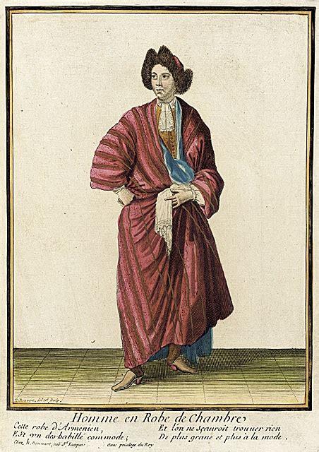 la robe de chambre nicolas bonnart 1637 1717 jean baptiste bonnart