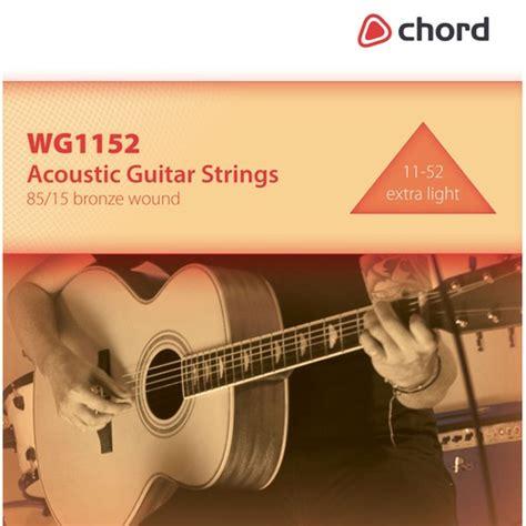 acoustic guitar strings light 11 52 connevans