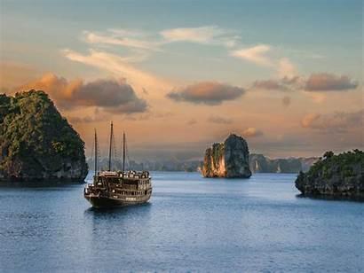 Island Kong Skull Vietnam Exquisite Bay Hanoi