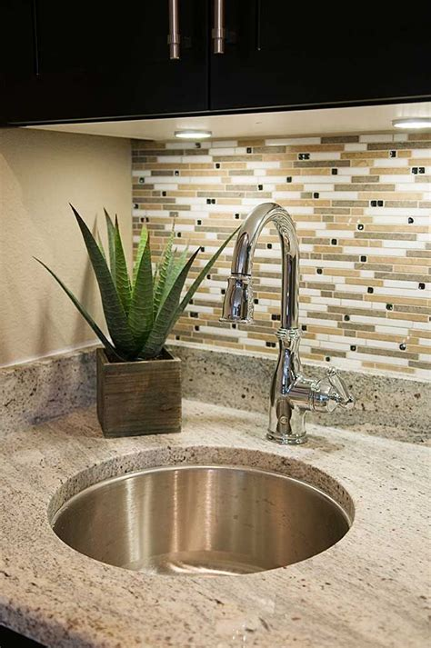 Basement Bar Sink by Bar By Cozy Kitchens Obx Nc Photography By