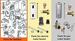 Whirlpool Electric Hot Water Heater Parts