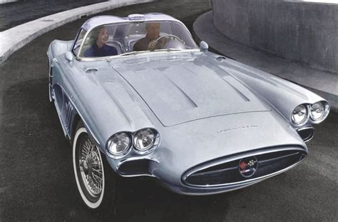 corvette evolution told   concepts heacock