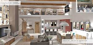 piece a vivre campagne chic modernisee With idee deco campagne chic