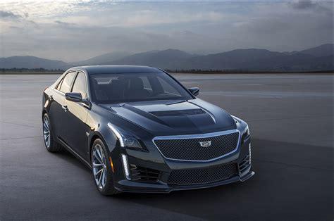 2017 Cadillac Cts-v Reviews And Rating