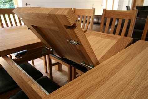 Extended Dining Room Tables by Butterfly Extending Tables Extending Oak Dining Tables
