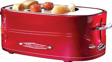 buy nostalgia pop  hot dog toaster  today