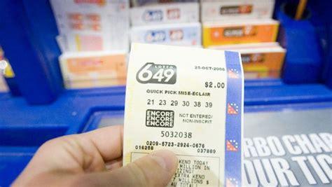 December 1st Lotto 649 Winning Numbers