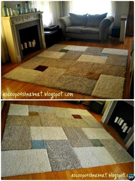 crochet diy rug ideas projects instructions