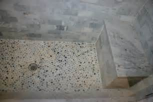 floor tile bathroom ideas 26 pictures and ideas of pebble bath tiles