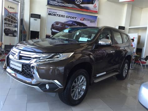01 Mitsubishi Montero Sport by Everest Vs Montero Sport Vs Fortuner Mid Variants