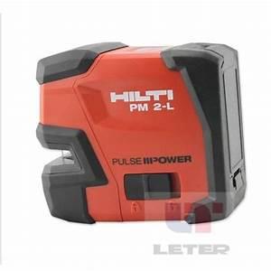 Niveau Laser Hilti : hilti laser level pm 2 l line laser laser line projectors ~ Dallasstarsshop.com Idées de Décoration